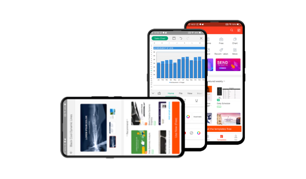 Free WPS Office Suite for mobile phone