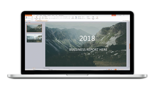 Free WPS Office Suite for PC laptop