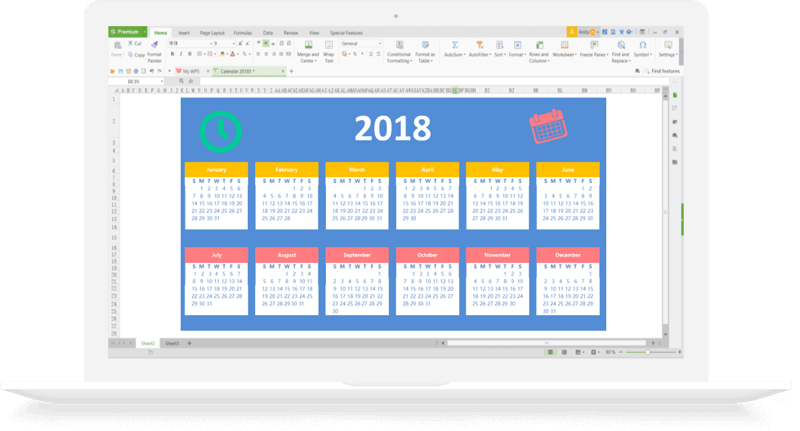 WPS Office - Free Office Download (Word, Spreadsheets,Presentation