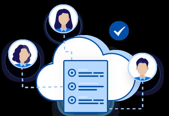 Enterprise Cloud document management